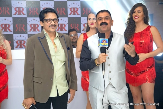 Indian Businessman Ronnie Rodrigues' Mind Blowing Birthday Bash In London