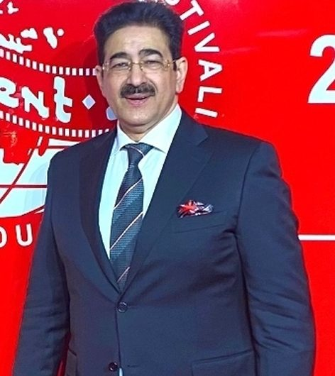 Sandeep Marwah Appreciated For Promotion Of Indo Uzbekistan Relations