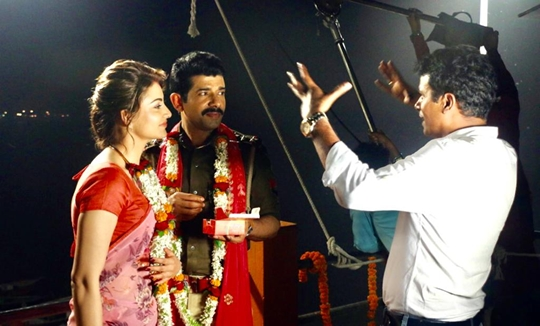 Susi Ganeshan's Bollywood Film Is Titled DIL HAI GRAY
